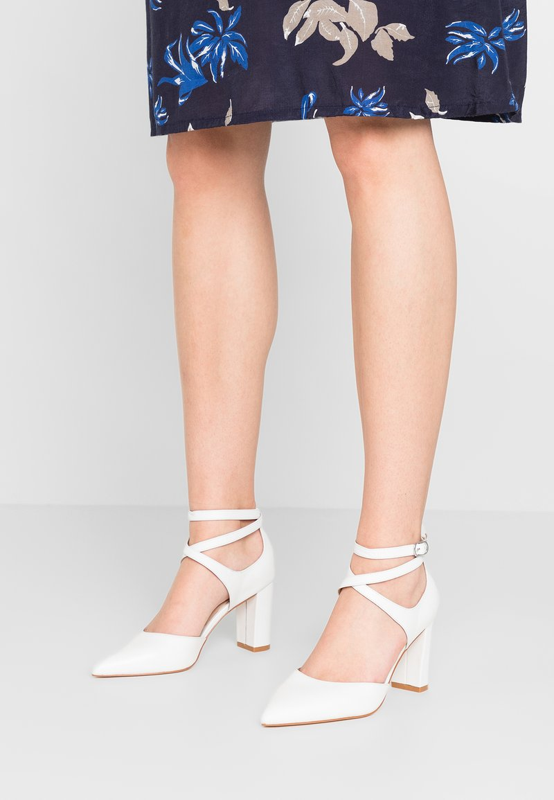 Pier One - Svatební boty - white