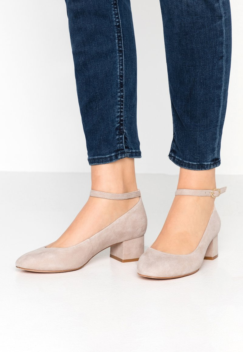 Pier One - Classic heels - beige