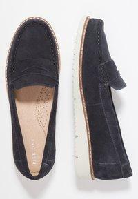 Pier One - Loafers - dark blue - 3