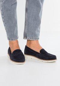 Pier One - Loafers - dark blue - 0