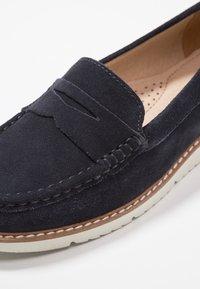 Pier One - Loafers - dark blue - 2