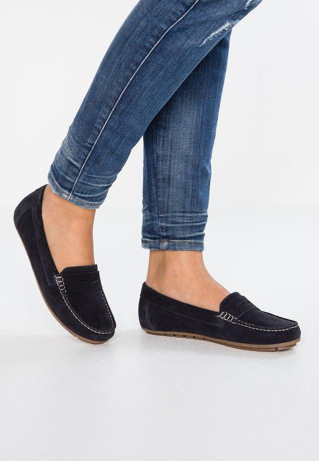 Scarpe senza lacci - dark blue