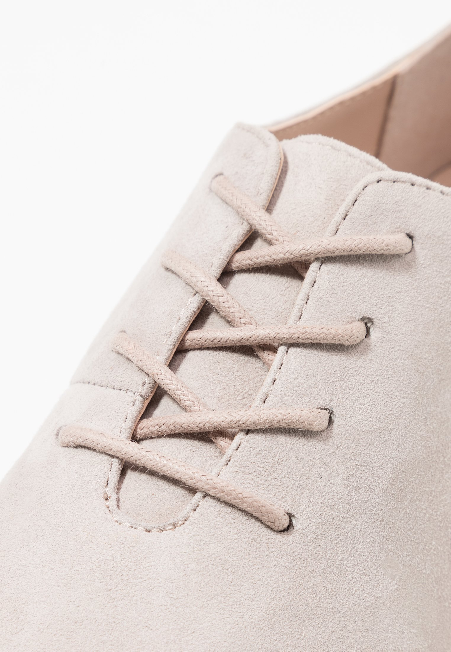 Pier One Chaussures à lacets grey