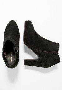 Pier One - High Heel Stiefelette - black - 3