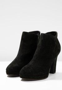 Pier One - High Heel Stiefelette - black - 4