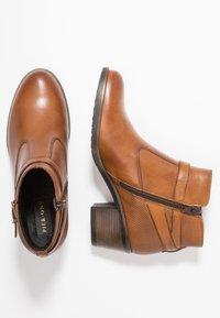 Pier One - Kotníková obuv - cognac - 3