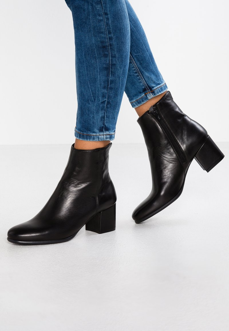 Pier One - Ankle boots - black