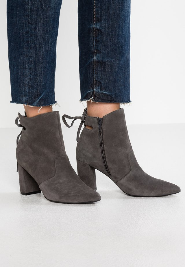 Stiefelette - dark grey