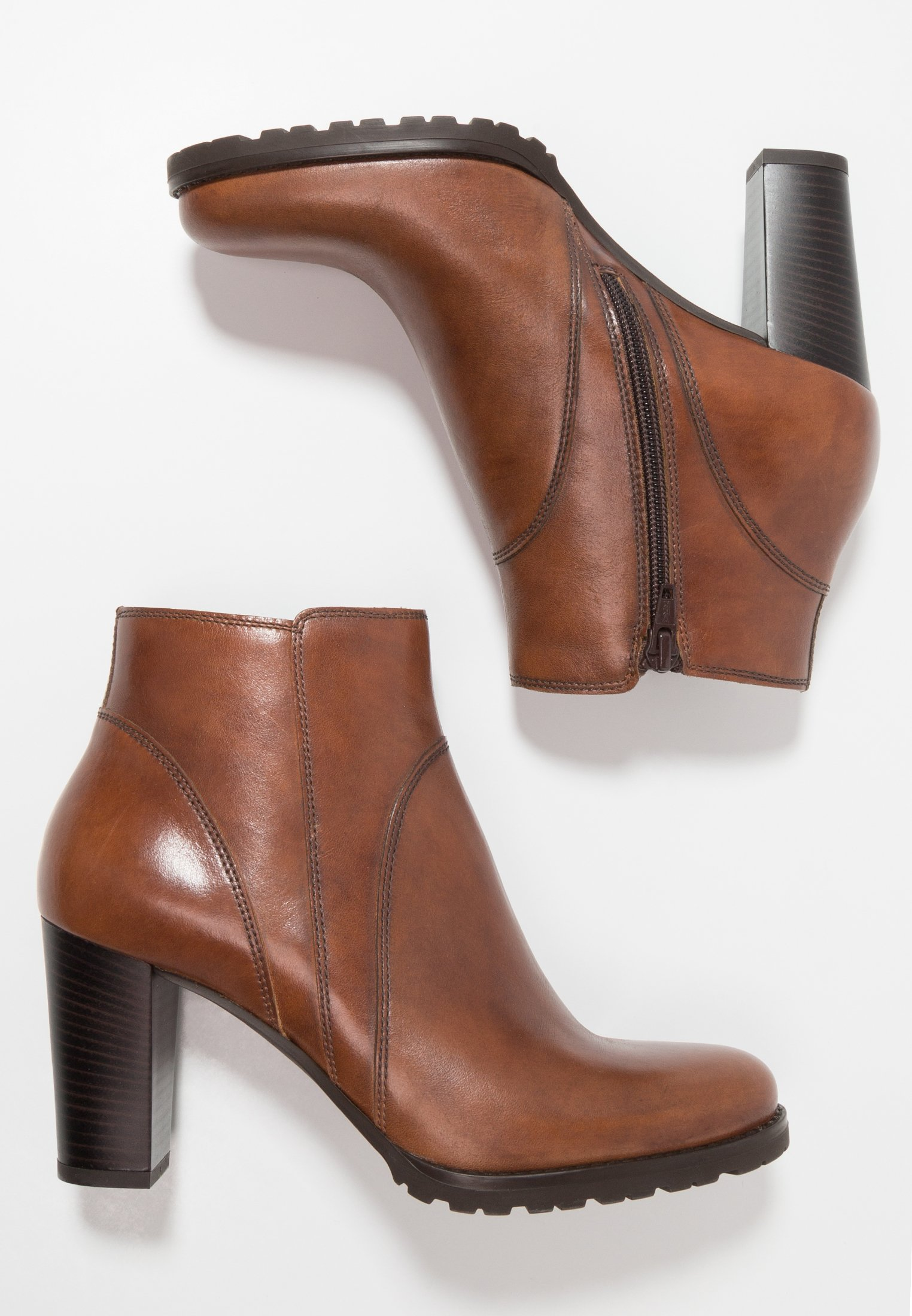 Pier One Ankelboots - Brown