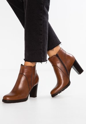 Ankle Boot - brown