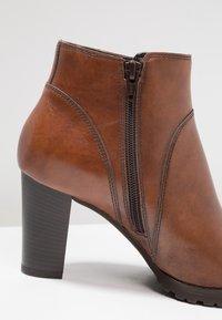 Pier One - Boots à talons - brown - 2
