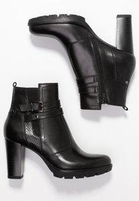 Pier One - Boots à talons - black - 3