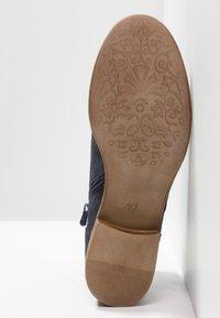 Pier One - Kotníková obuv - dark blue - 6