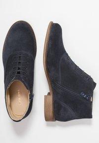 Pier One - Kotníková obuv - dark blue - 3