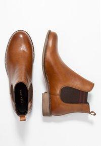 Pier One - Ankle boots - cognac - 3