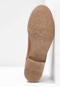 Pier One - Ankle boots - cognac - 6