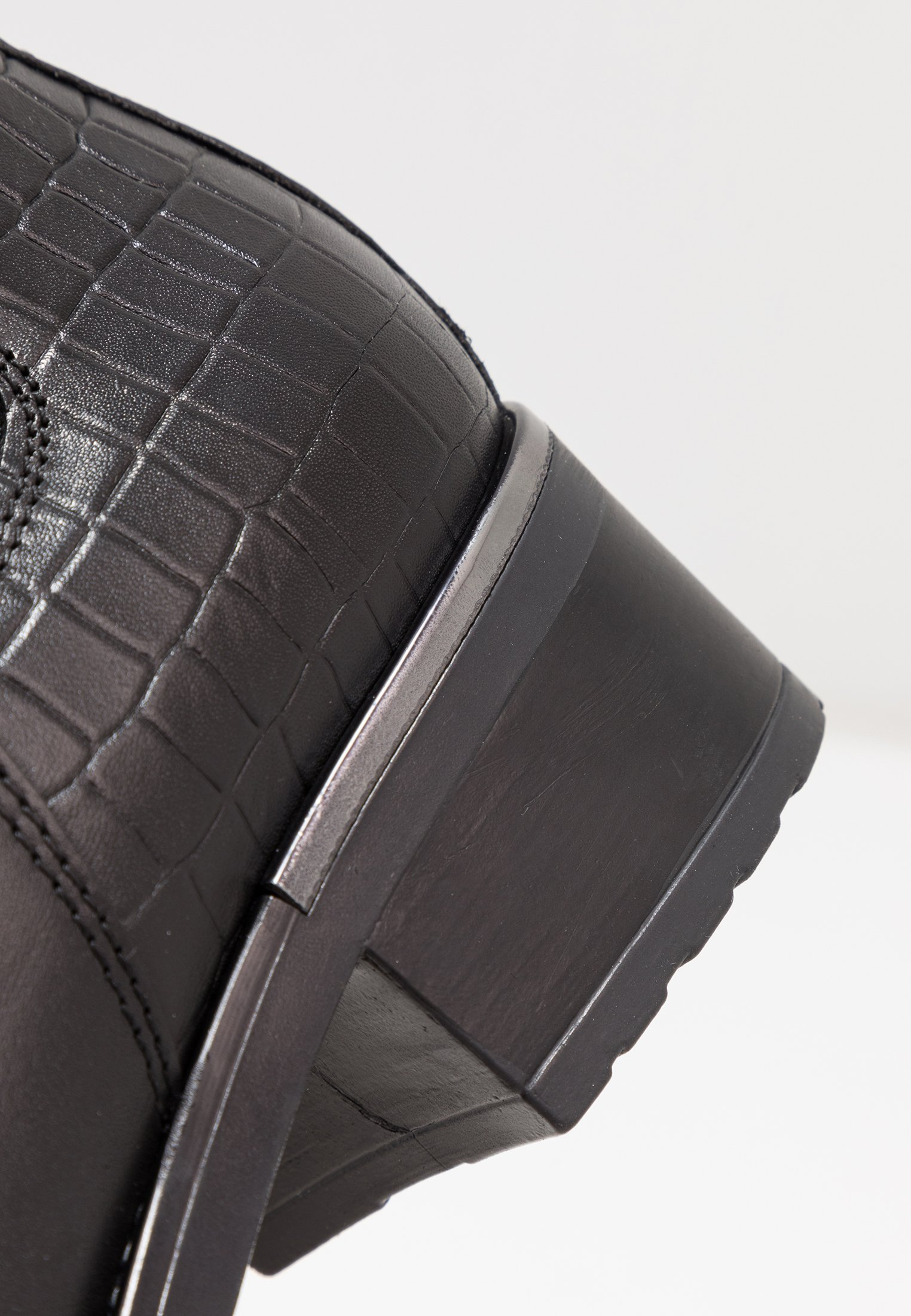 Pier One Boots à talons black