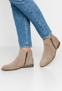 Pier One - Ankle Boot - beige - 0