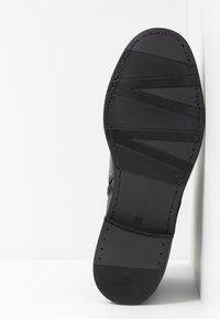 Pier One - Kotníková obuv - black - 6
