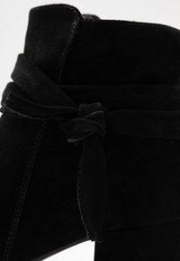 Pier One - Botines bajos - black - 2