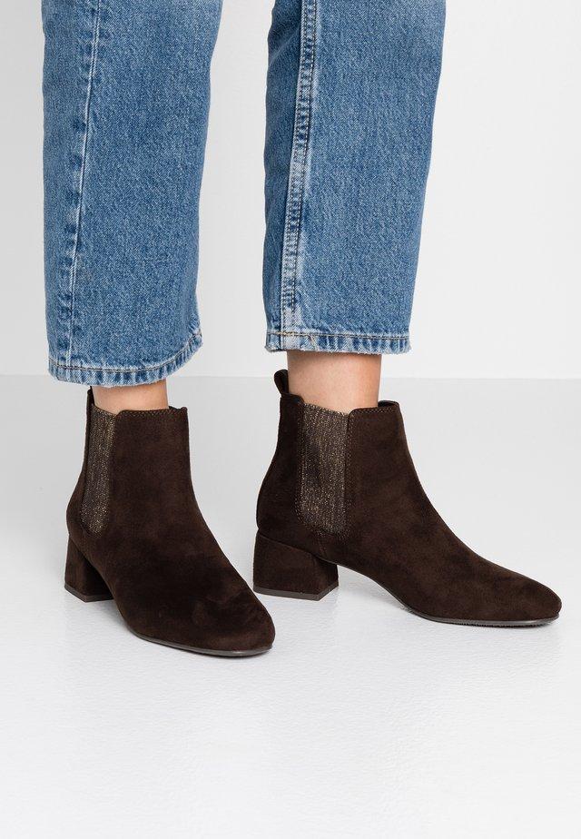 Boots à talons - brown