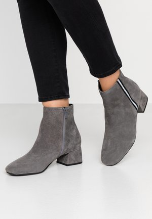 Botines - grey