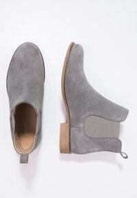 Pier One - Ankle boots - grey - 2