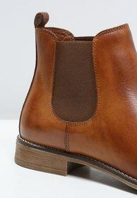 Pier One - Ankle boots - cognac - 5