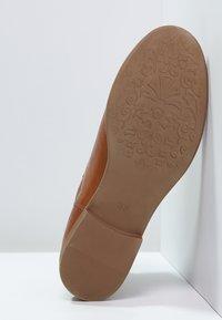 Pier One - Ankle boots - cognac - 4