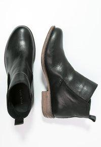 Pier One - Kotníková obuv - black - 2