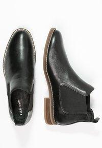 Pier One - Korte laarzen - black - 2