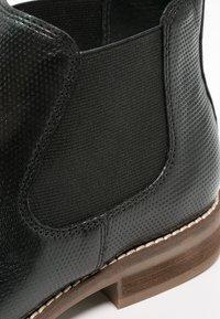 Pier One - Korte laarzen - black - 6
