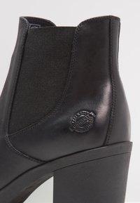 Pier One - Boots à talons - black - 6