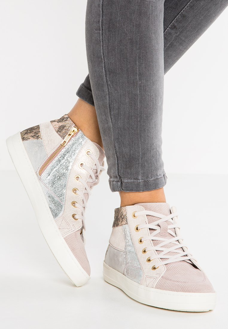 Pier One - Sneakers hoog - rose/multicolor