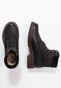 Pier One - Zimní obuv - black - 3