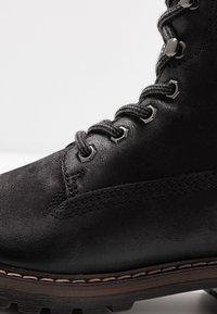 Pier One - Zimní obuv - black - 2