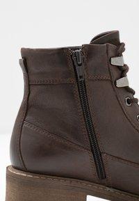 Pier One - Ankle boots - dark brown - 2