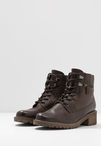 Pier One - Ankle boots - dark brown - 4
