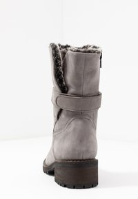 Pier One - Winter boots - grey - 5