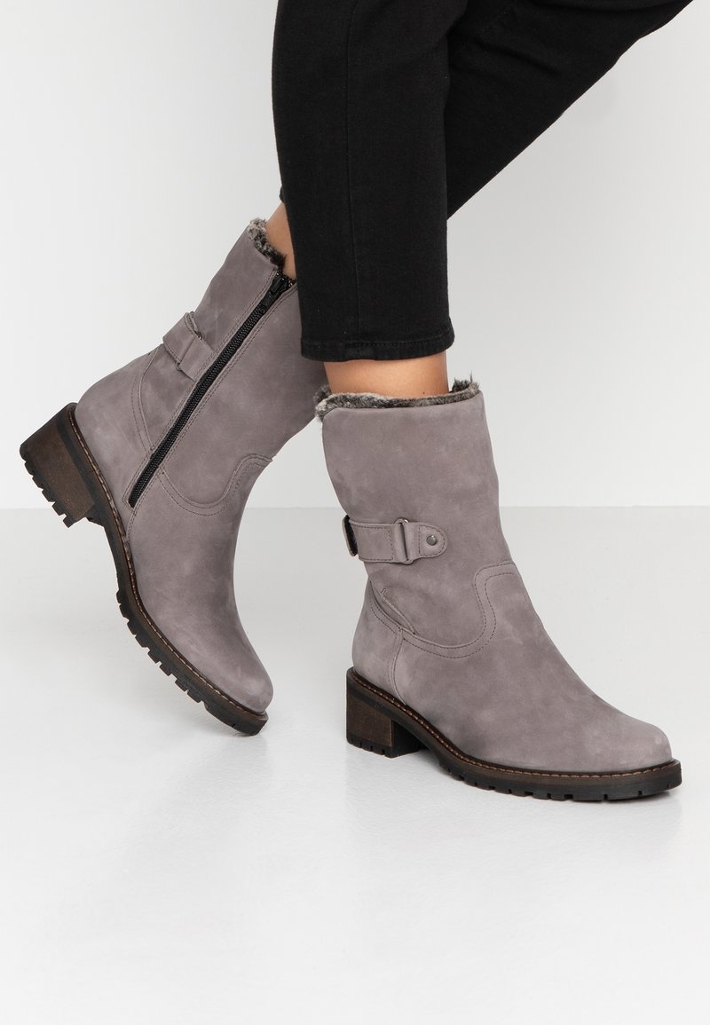 Pier One - Winter boots - grey