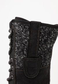 Pier One - Lace-up boots - black - 5