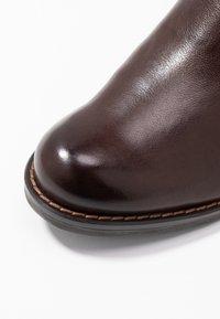 Pier One - Korte laarzen - dark brown - 2