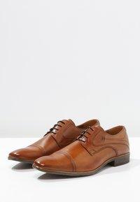 Pier One - Derbies & Richelieus - brown - 2