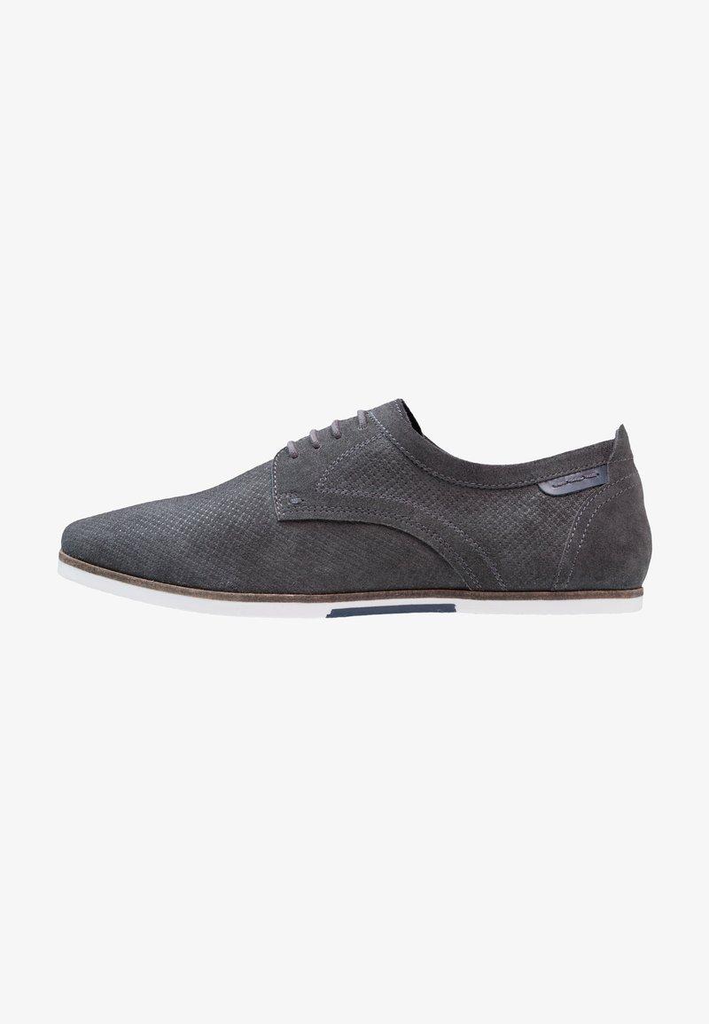 Pier One - Stringate sportive - noir grey