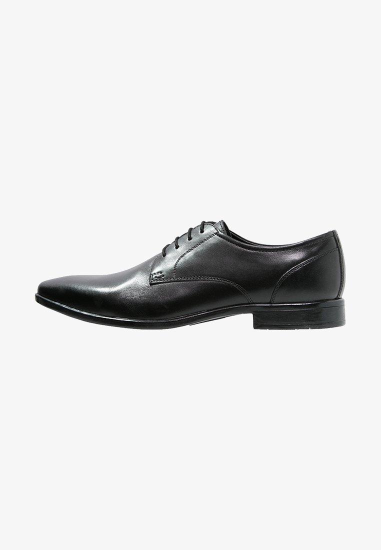 Pier One - Business sko - black