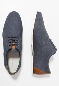 Pier One - Casual lace-ups - denim - 1