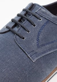 Pier One - Chaussures à lacets - dark blue - 5
