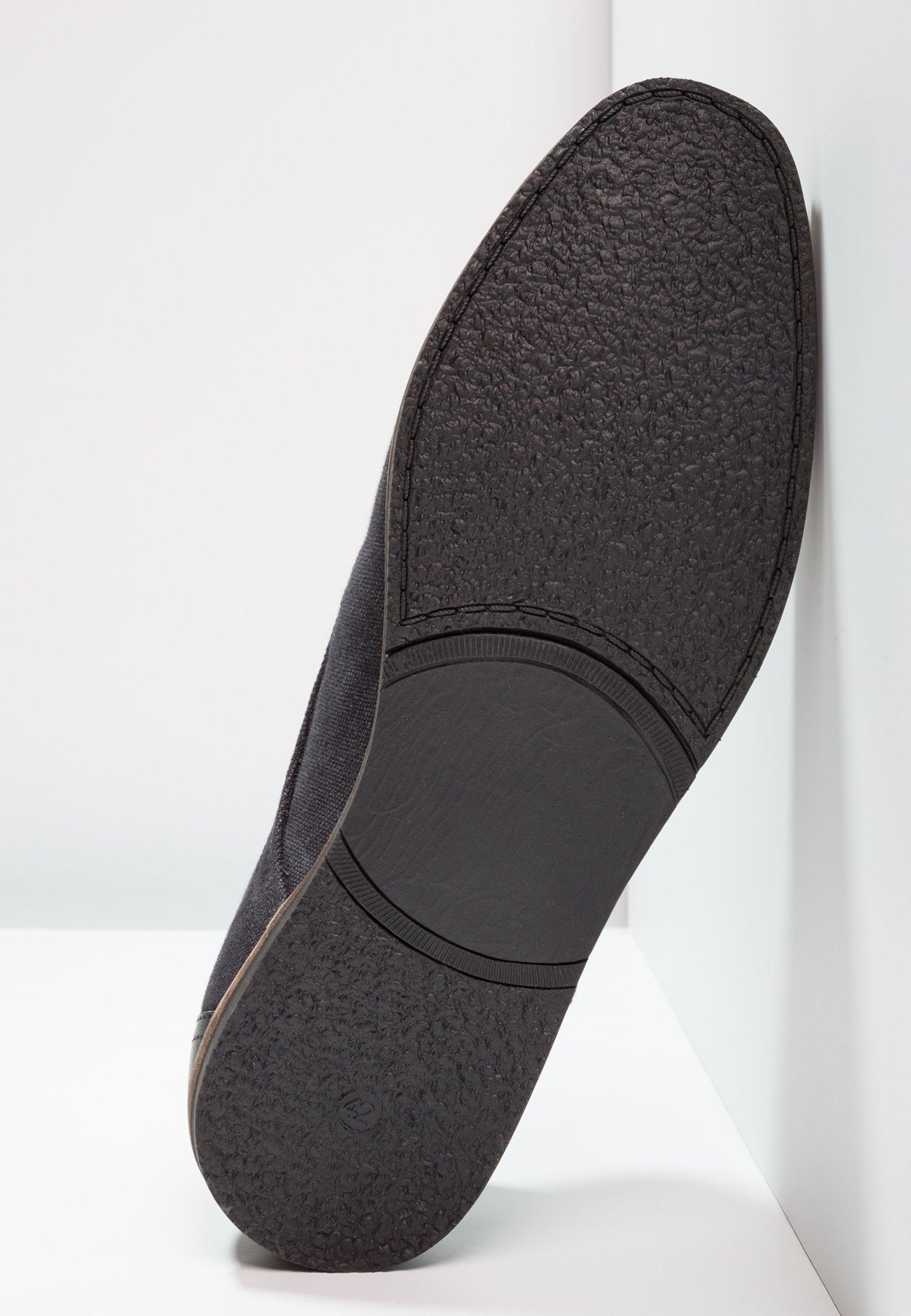 Pier One Chaussures À Lacets - Black