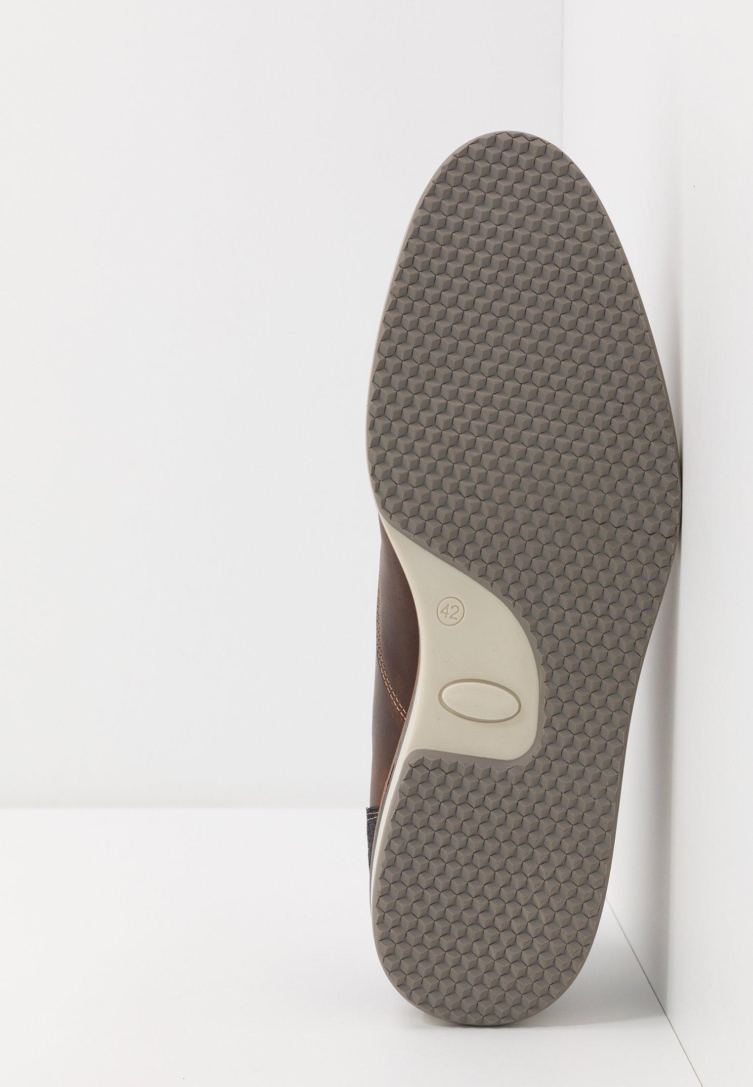 One lacets brown à Chaussures Pier 4R5cAj3qL