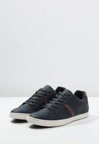Pier One - Sneakers laag - navy - 2